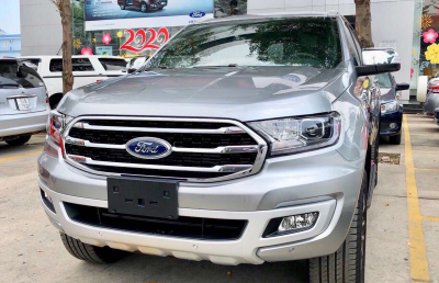 Ford Everest 2.0L Titanium 4X2 AT