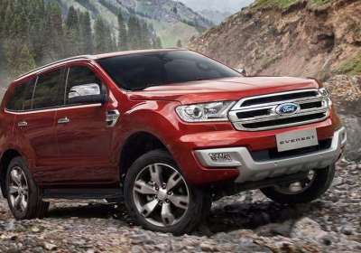 Hướng dẫn bảo dưỡng Ford Everest