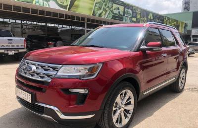 Ford Explorer 2019 qua sử dụng