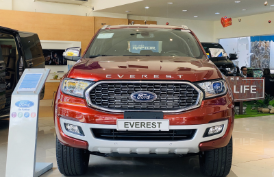 Ford Everest 2.0L Titanium 4X2 AT